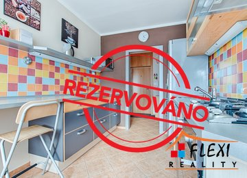 Pronájem družstevního bytu 3+1, 75m² - Ostrava - Hrabůvka, Ul. Františka Hajdy