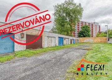 Pronájem garáže, 22m² - Ostrava-Zábřeh