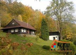Prodám chatu na Morávce v krásné přírodě CHKO Beskydy REZERVACE