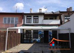 Prodej domu s barem v pronájmu 6+2, 140 m2, ul. Zámecká, Karviná-Fryštát