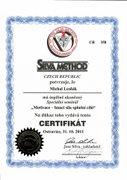 Certifikát 6