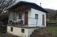 Prodej chaty, zastavěná plocha 24 m2, pozemek celkem 470 m² - Ústí nad Labem