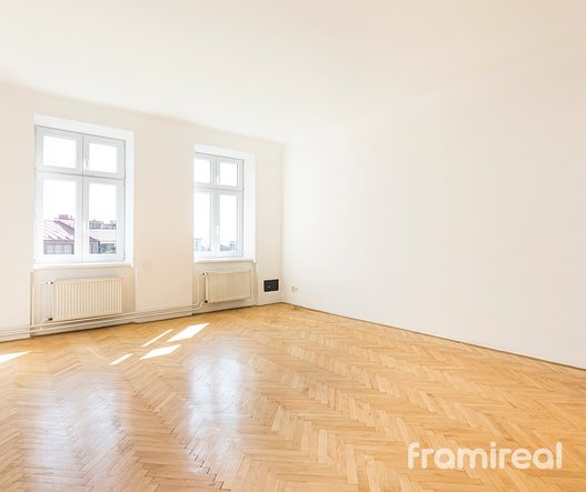 Pronájem bytu 3+1, 103m² - Brno, ul. Jiráskova