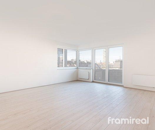 Pronájem bytu 4+kk s garážovým stáním pro dvě auta , Brno, ul. Milady Horákové,  123m² -