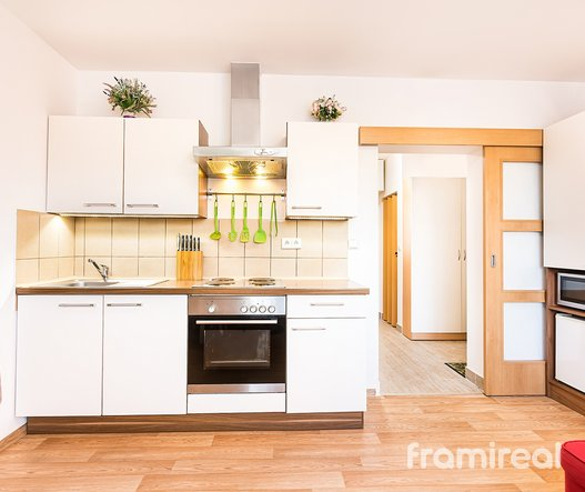 Pronájem bytu 2+kk, 39m² - Brno, ul. Mikuláškovo nám.