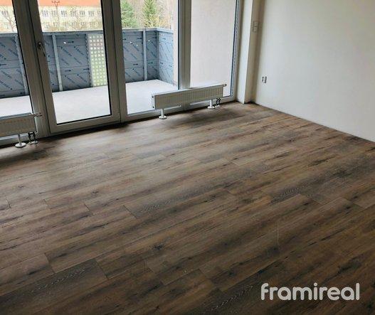 Pronájem novostavby bytu 2+kk s garážovým stáním, 63m² - Střelice