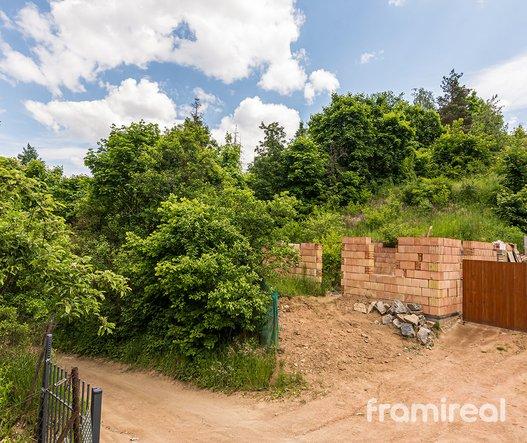 Prodej zahrady, 592m² - Ostopovice