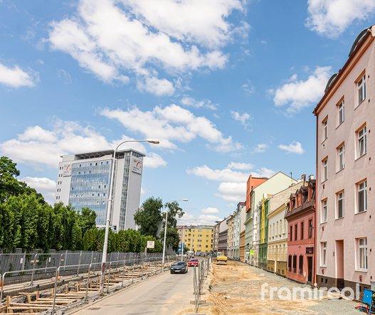 Pronájem, Byty 2+kk, 46m² - Brno - Staré Brno