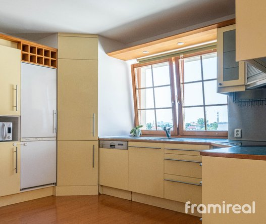 Pronájem bytu 3+kk, 108m² - Brno, ul. Charbulova