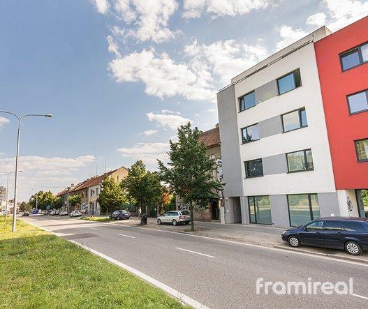 Prodej, Byty 1+kk, 56m² - Brno - Židenice