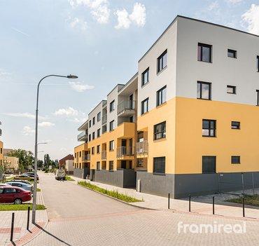 Pronájem, Byty 2+kk, 56m² - Brno - Maloměřice