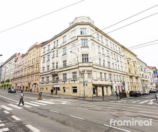 Pronájem, Byty 2+1, 75m² - Brno - Veveří