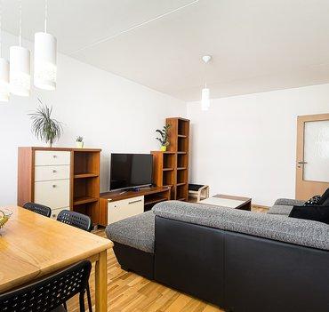 Pronájem, Byty 3+1, 79 m² - Brno - Lesná - Brožíkova 17.500