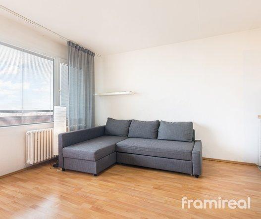 Pronájem bytu 1+kk, 33m² - Brno - Bohunice