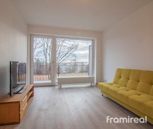 Pronájem bytu 3+kk s garážovým stáním, Brno, ul. Fillova, 82m²