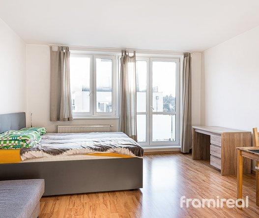 Pronájem bytu 1+kk, Brno - Medlánky 37m² - Brno - Medlánky