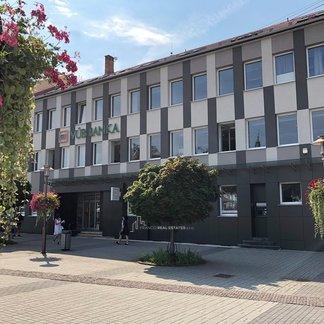 EXKLUZIVITA - Prenájom kancelárii v centre mesta Prievidza