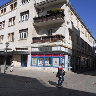 EXKLUZIVITA - Prenájom obchodného priestoru v pešej zóne mesta Nitra
