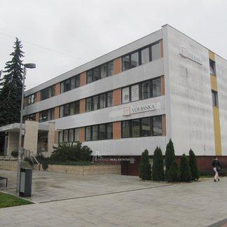 Prenájom kancelárii a obchodných priestorov v centre mesta Vranov nad Topľou