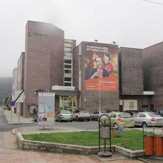 Prenájom kancelárii a obchodných priestorov v centre mesta Svidník