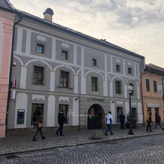 Prenájom kancelárii  a obchodných priestorov v centre mesta Kežmarok