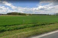 Prodej pozemku pro  výstavbu skladu 4098m² - Písková Lhota