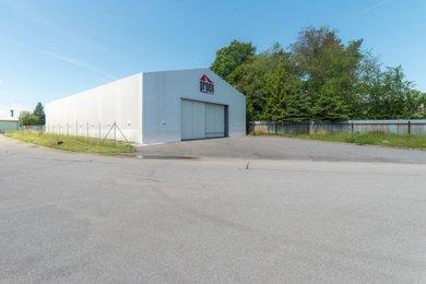 Pronájem skladovacích prostor v průmyslové zóně ve Svitavách, Ev.č.: 201810
