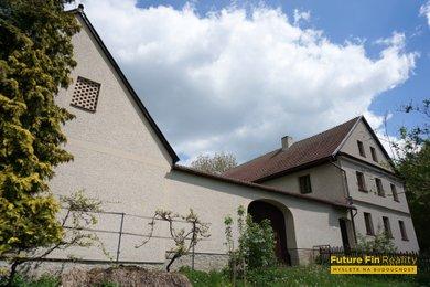 Prodej, Rodinný dům/zemědělská usedlost - určeno k rekonstrukci  - Voděrady, Ev.č.: 032214