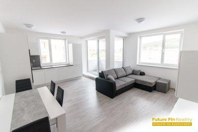 Prodej bytu 2+kk, 62m² - Hradec Králové - Třebeš, Ev.č.: 2020008