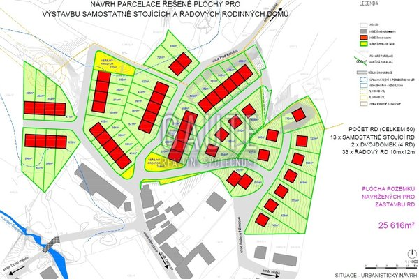 Prodej, Pozemky pro bydlení, 25700m²