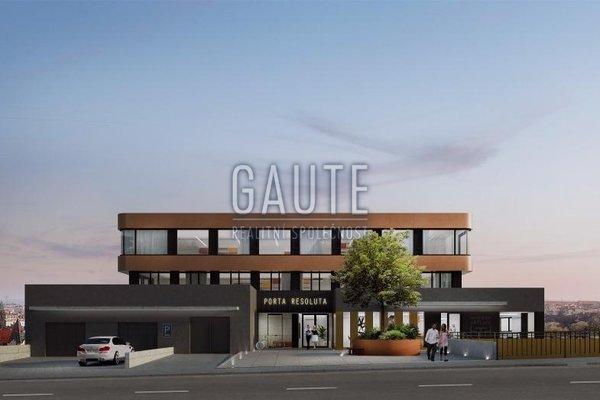 Projekt Nový bytový projekt ve výstavbě na pomezí městských části Černá pole, Lesná a Husovice.