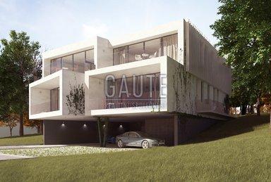 Projekt Výstavba nových komfortním bytů s výhledem na Brněnskou přehradu