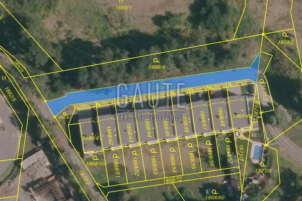 Prodej, Pozemky - zahrady, 477m²