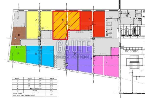 Pronájem, Obchodní prostory, 43m²