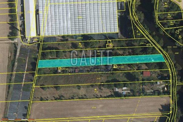 Prodej, Pozemky - zahrady, 274m²