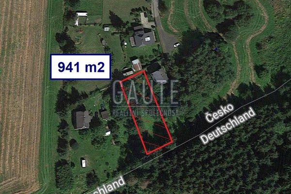 Prodej, Pozemky pro bydlení, 941m²
