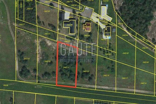 Prodej, Pozemky pro bydlení, 1360m²