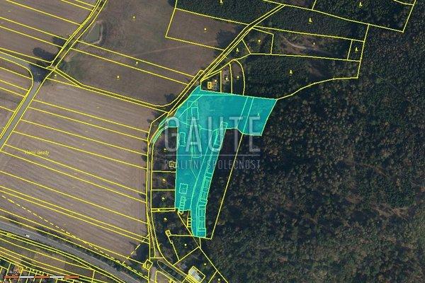 Prodej, Pozemky pro bydlení, 12033m²