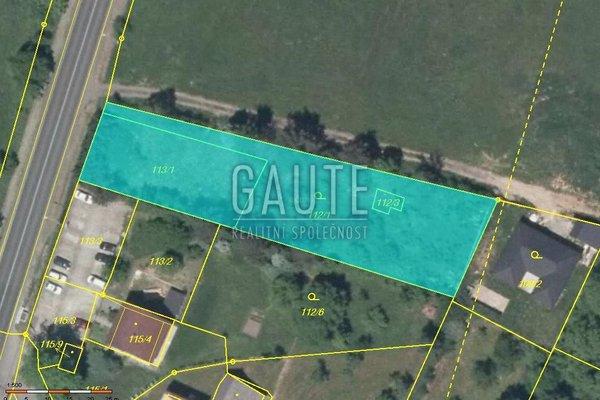 Prodej, Pozemky pro bydlení, 2046m²
