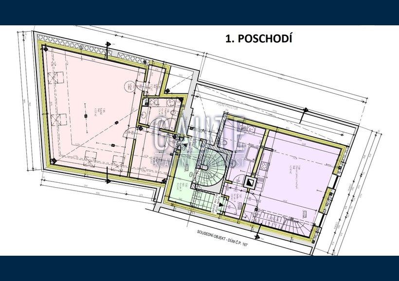 Planá - 1. posch. XX