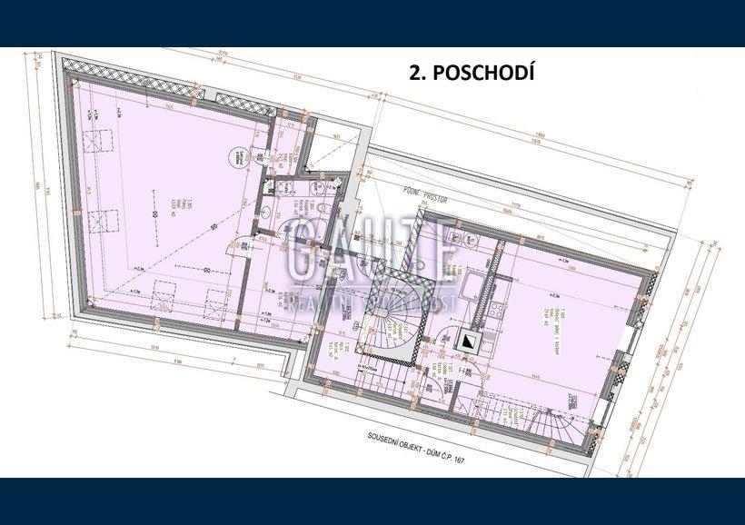 Planá - 2. poschodí XX