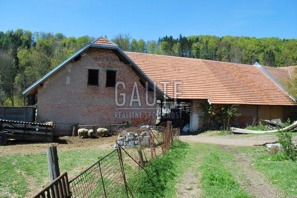 Prodej, Zemědělská usedlost, 1144m²