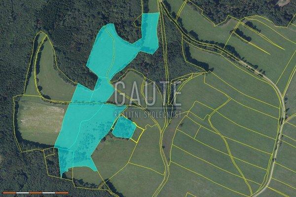 Prodej, Pozemky - trvalý travní porost, 110497m²