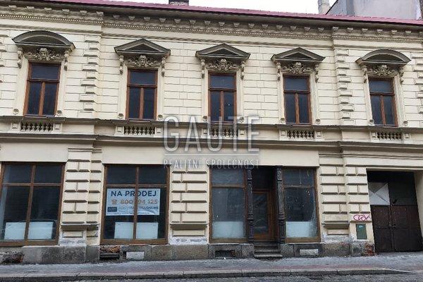 Prodej, Obchodní prostory, 420m²