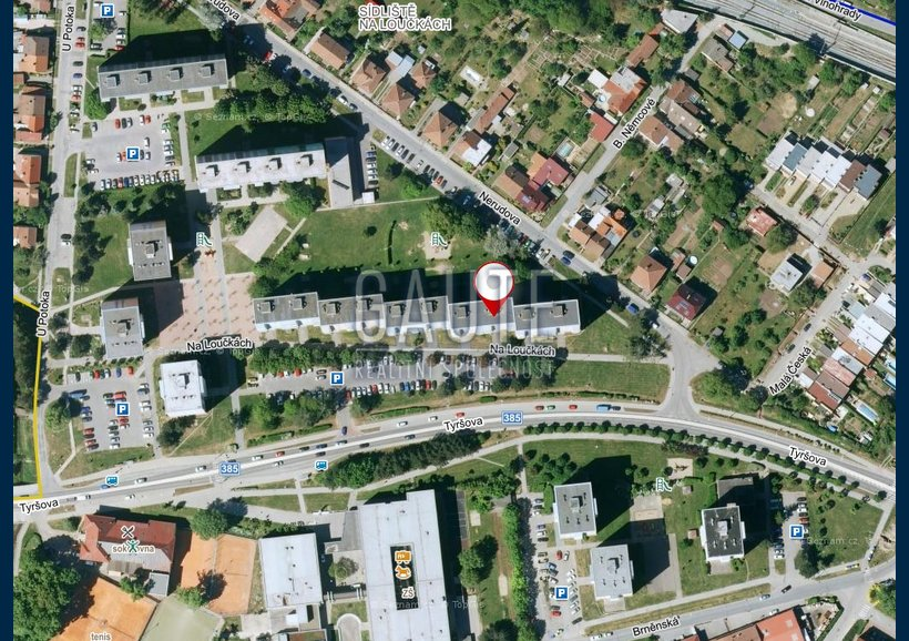 mapy-letecka