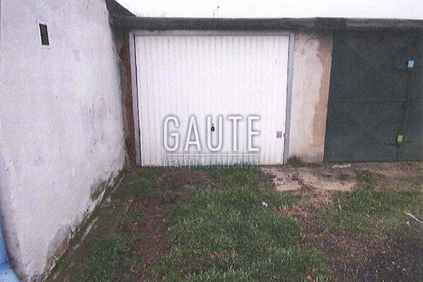 Prodej, Garáže, 19m²