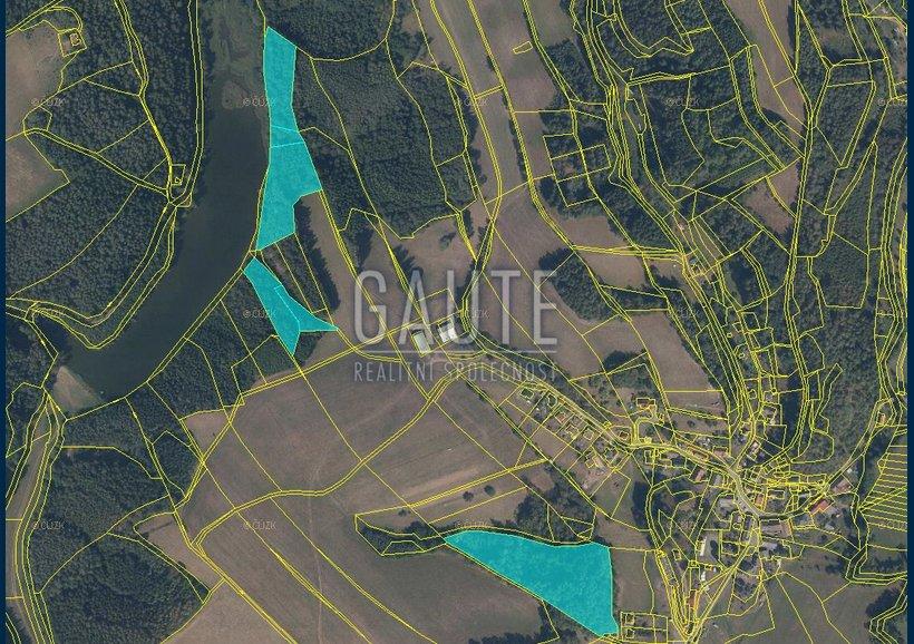 LV 974_katastrální mapa