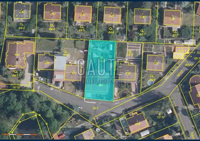 kat. mapa + ortofoto