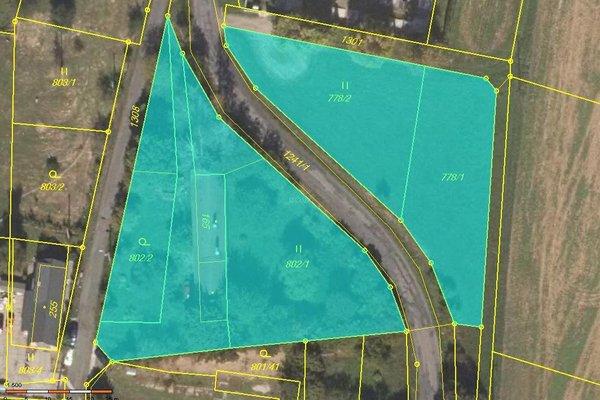 Prodej, Pozemky - trvalý travní porost, 4854m²