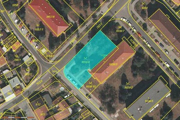 Prodej, Ostatní pozemky, 810m²